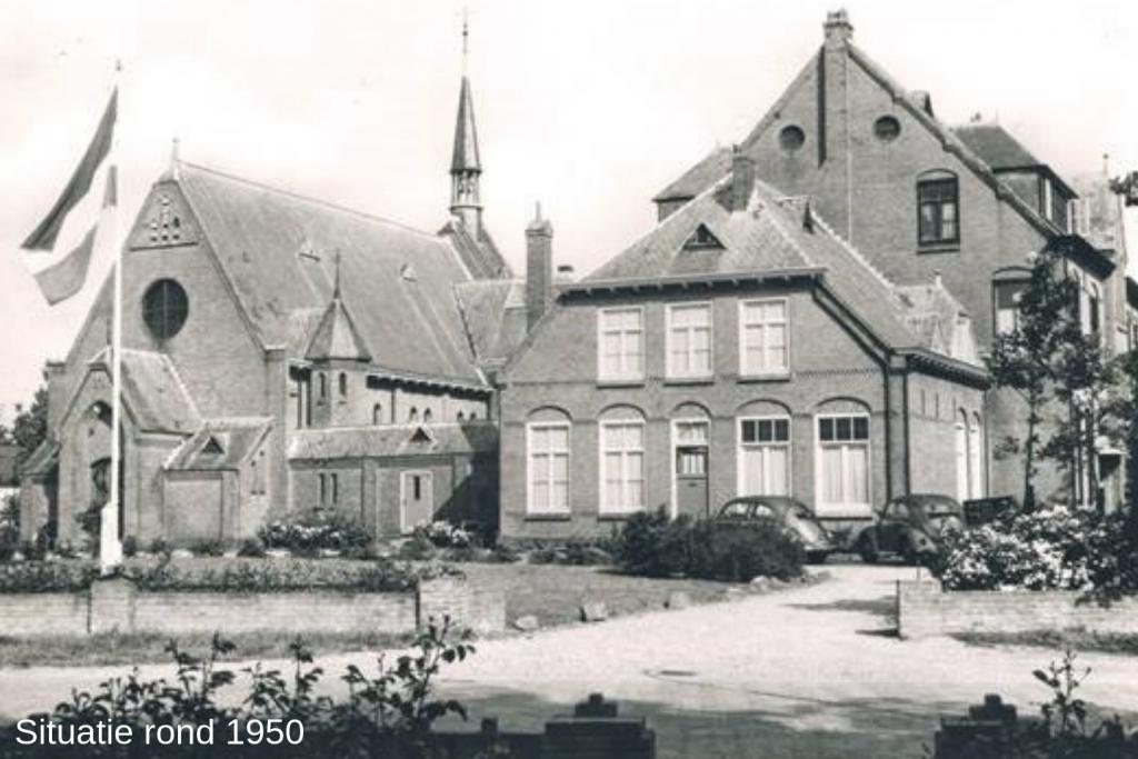 Voormalig klooster SENVD